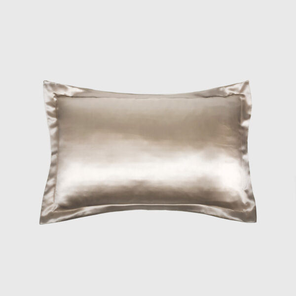 Champagne pillow case