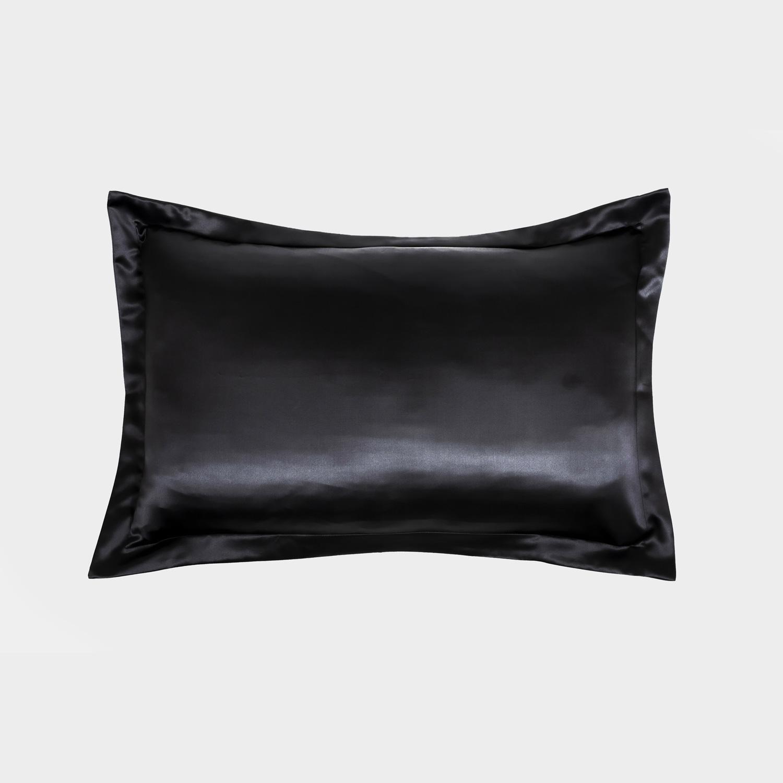 Charcoal pillow case